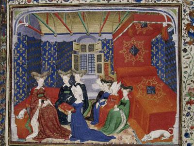 10 mujeres silenciadas en la Edad Media