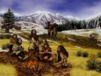 Cuando 'sapiens' conoció a neandertal